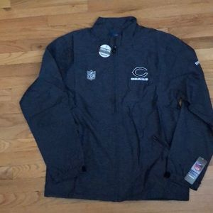 Heathered Sideline jacket